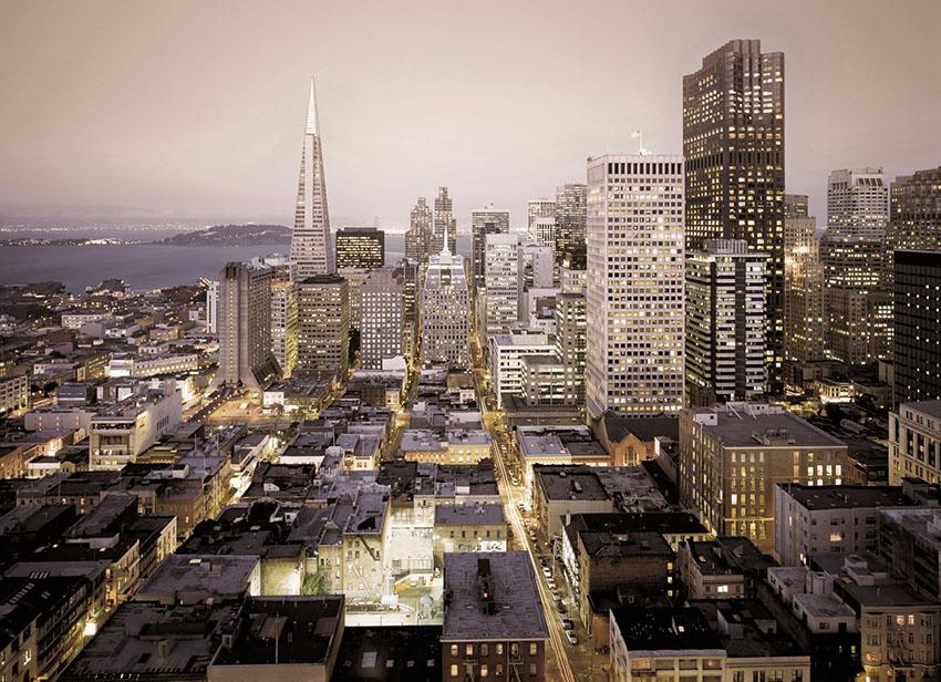 Painel Fotográfico San Francisco 8-709