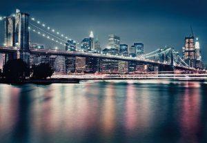 Painel Fotográfico Cidade de Nova York 8-731