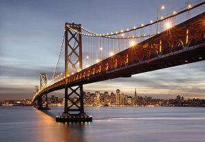 Painel Fotográfico Ponte San Francisco 8-733