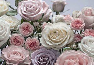 Painel Fotográfico Floral 8-736 3.68 m x 2.54 m