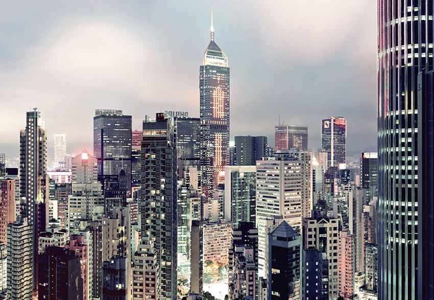 Painel Fotográfico vista para Cidade 8-913