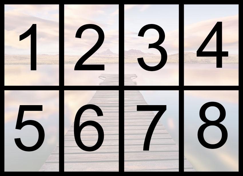8 PARTES
