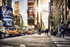 Painel Fotográfico Time Square XXL4-008