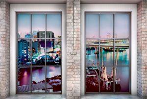 Painel Fotográfico City View XXL4-017