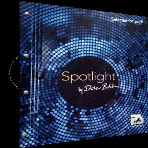 Papel de Parede Coleção Spotlight