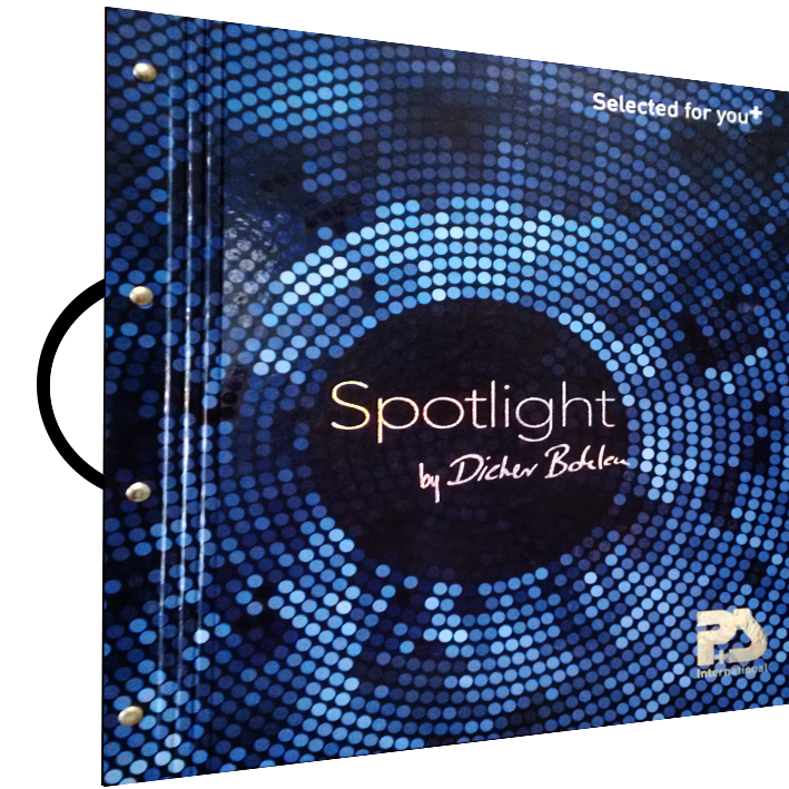 Coleção de Papel de Parede Spotlight