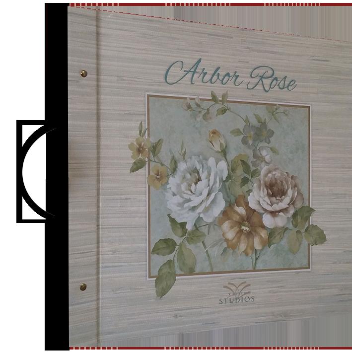 Coleção de Papel de Parede Arbor Rose