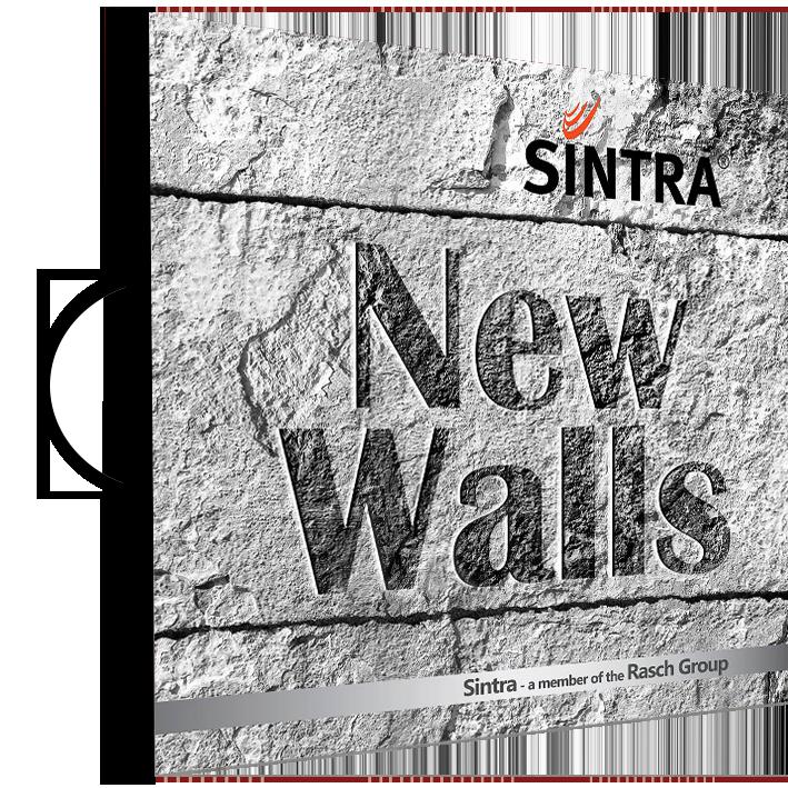 Coleção de Papel de Parede New Walls
