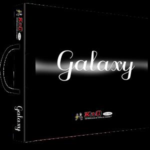 Papel de Parede Coleção Galaxy