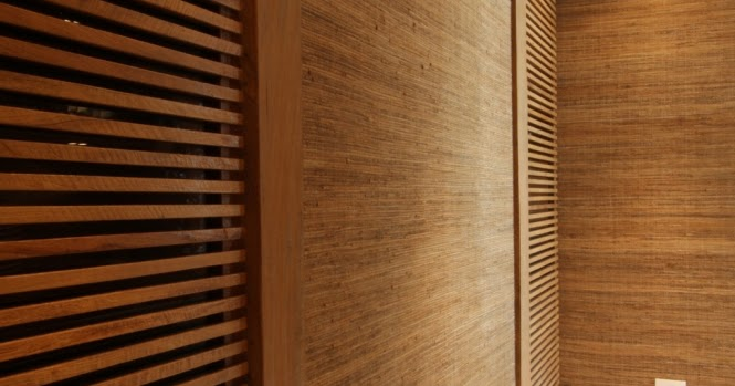 Palha Natural Revestimento para parede
