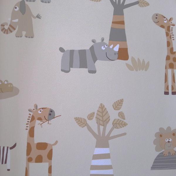 ebf313750 5 dicas de decoração com papel de parede infantil | K&G Papel de ...