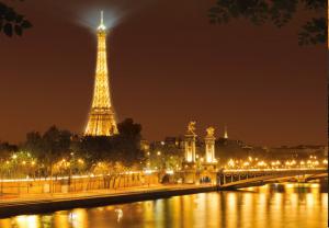 Painel Fotográfico Paris Torre Eiffel 4-321