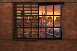 Painel Fotográfico Vista do Brooklyn 8-882