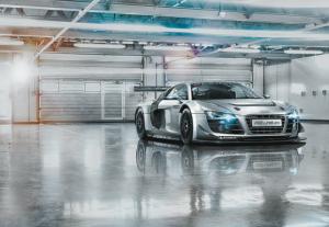 Painel Fotográfico Garagem Audi 8-957