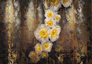 Painel Fotográfico Ouro Nobre 8-963