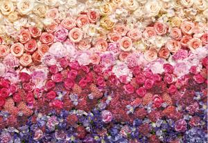 Painel Fotográfico com Flores Coloridas 8-965
