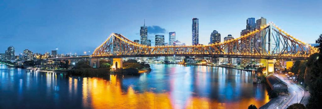 Painel Fotográfico Brisbane Austrália   Ref: XXL2-010