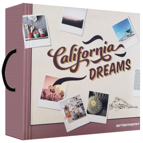 Capa California dreams - papel de parede
