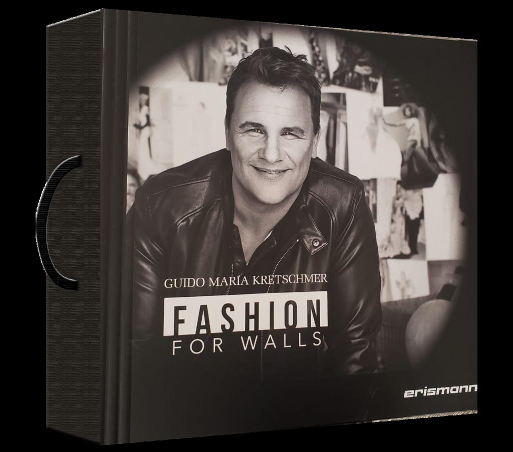 Capa Fashion for walls - papel de parede