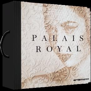 Capa palais royal- papel de parede