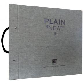 Coleção de Papel de Parede Plain & Neat