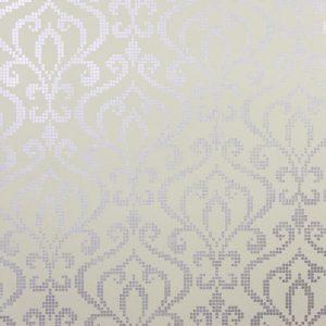 papel de parede com textura prata, papel de parede perolado