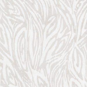 Papel de Parede TNT Super Lavável, papel de parede de zebra nas cores nude e creme com brilho perolado, papel de parede importado, papel de parede de animal