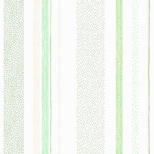 Papel de Parede Listrado Verde Claro - Ref: 3616