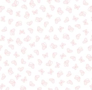 Papel de Parede Borboletas - Ref: 6217