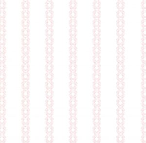 Papel de Parede Listrado Rosa - Ref: 6218