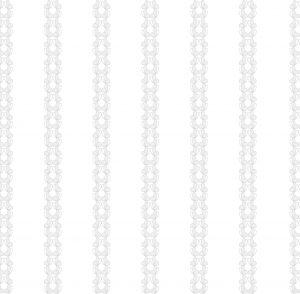 Papel de Parede Listrado com argolas cinza - Ref: 6220