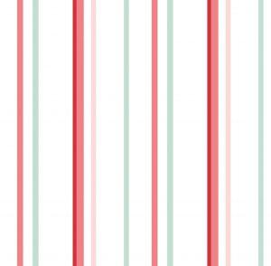 Papel de Parede Listrado - Ref: 6228
