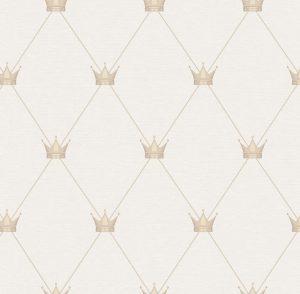 Papel de Parede Coroa - Ref: 6232