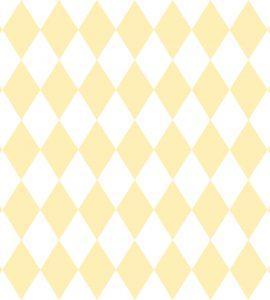 Papel de Parede geométrico amarelo - Ref: 6242