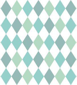 papel de parede geométrico - Ref: 6244