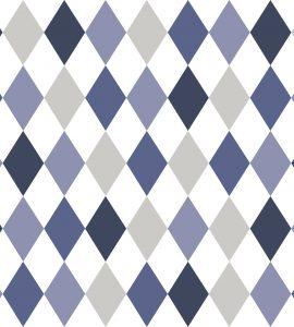 Papel de Parede Geométrico - Ref: 6246