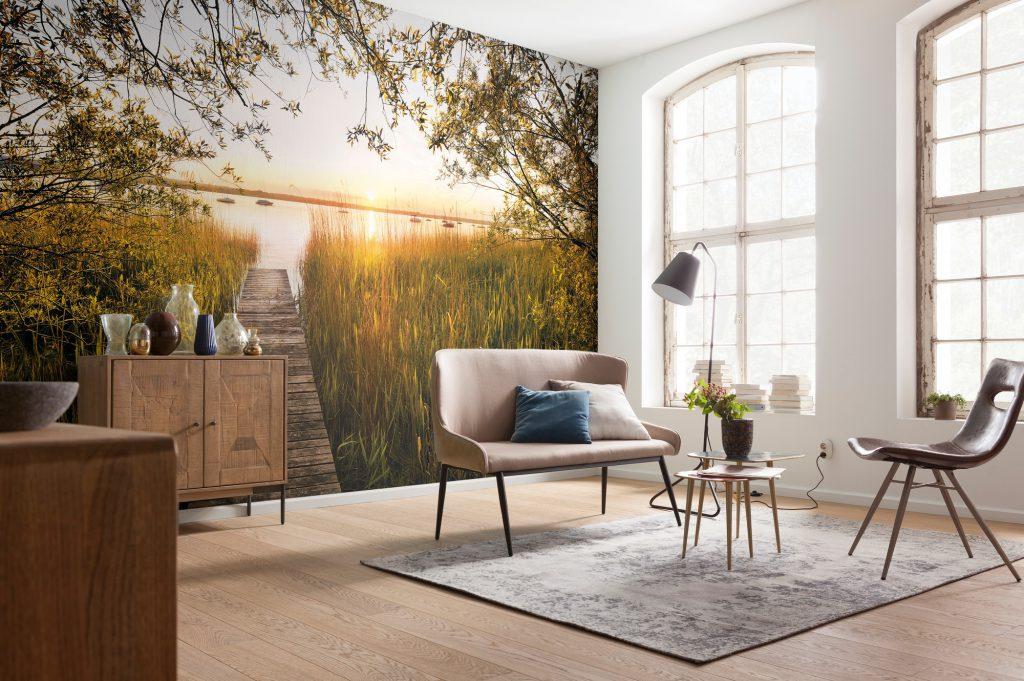 Painel Fotográfico com paisagem em alta resolução