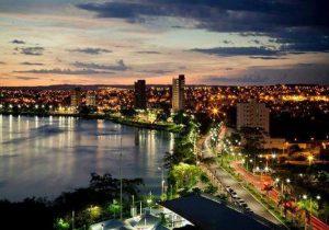 Itumbiara Município de Goiás e Divisa com Minas