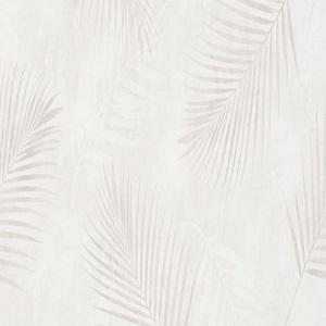 Pape de parede folhas palmeira bege 02579-14