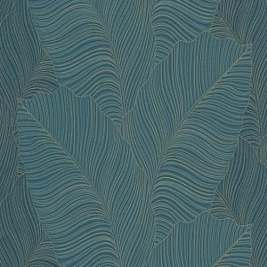 Papel de Parede Folhas Verde 10021-36