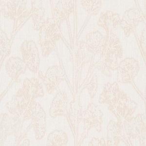 Papel de Parede Ramos de flores Bege 10029-02