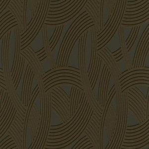 Papel de Parede circulares marrom 6390-15