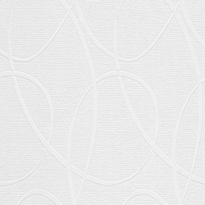 Papel de Parede circulos branco 5379-10