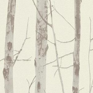 Papel de Parede floresta fundo bege 5433-38