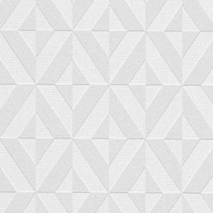 Papel de Parede geometrico cinza claro 4032-01