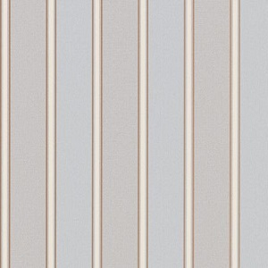 Papel de Parede listrado azul com bodas dourado 6377-31