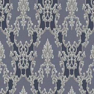 Papel de parede arabesco tons cinza 6376-08