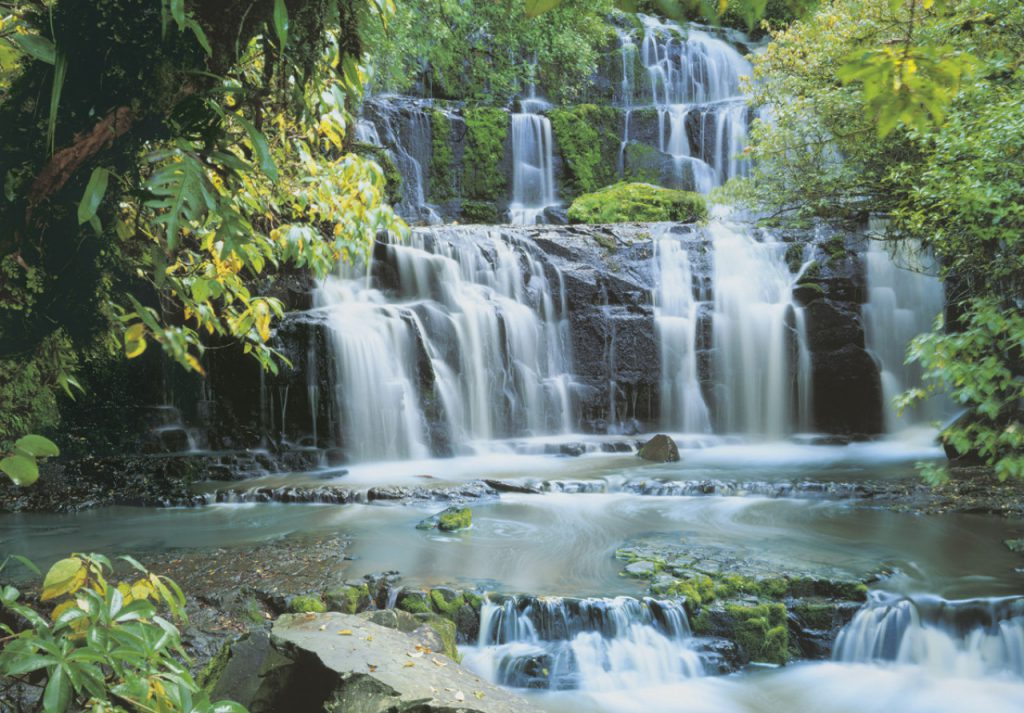 Painel Fotográfico Kaunui Falls 8-256