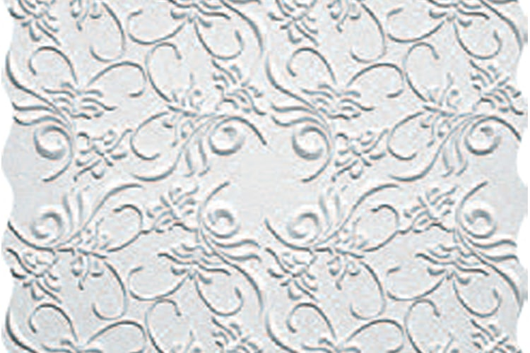 Forro Decorativo de Isopor | Ref: Narciso