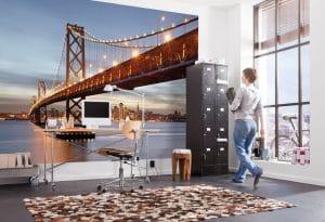 Painel Fotográfico San Francisco